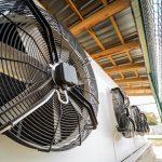 turbina de aire acondicionado