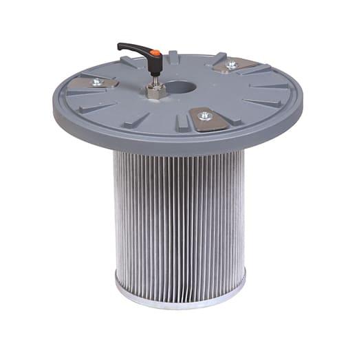 Aspirador industrial filtro