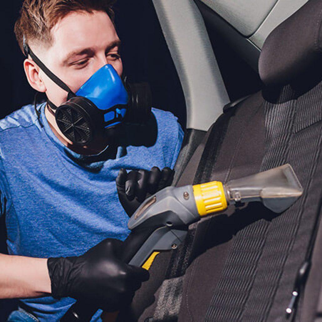 Aplicaciones para automoción - Limpieza y climatización