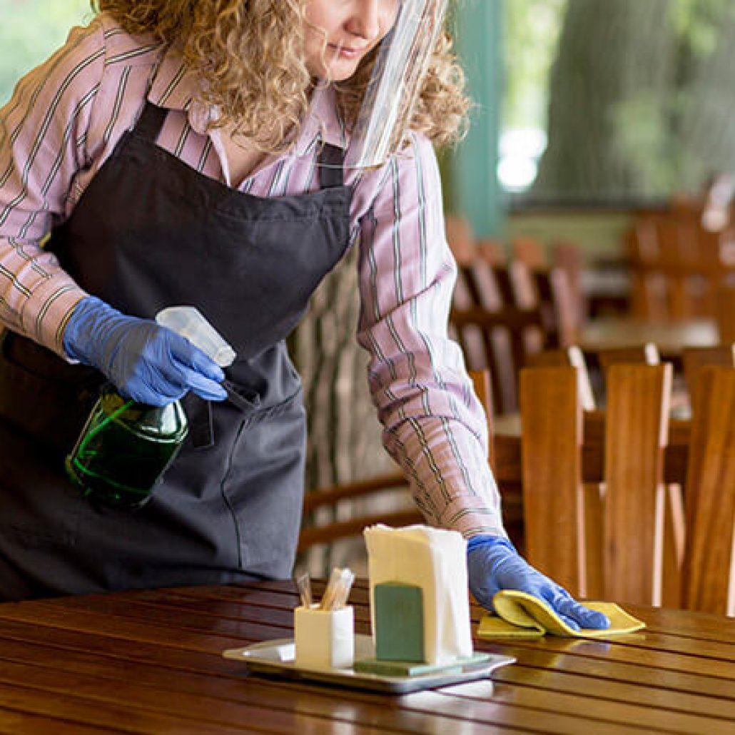 Limpieza industrial para hostelería y alojamientos