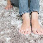 limpieza alfombras en seco