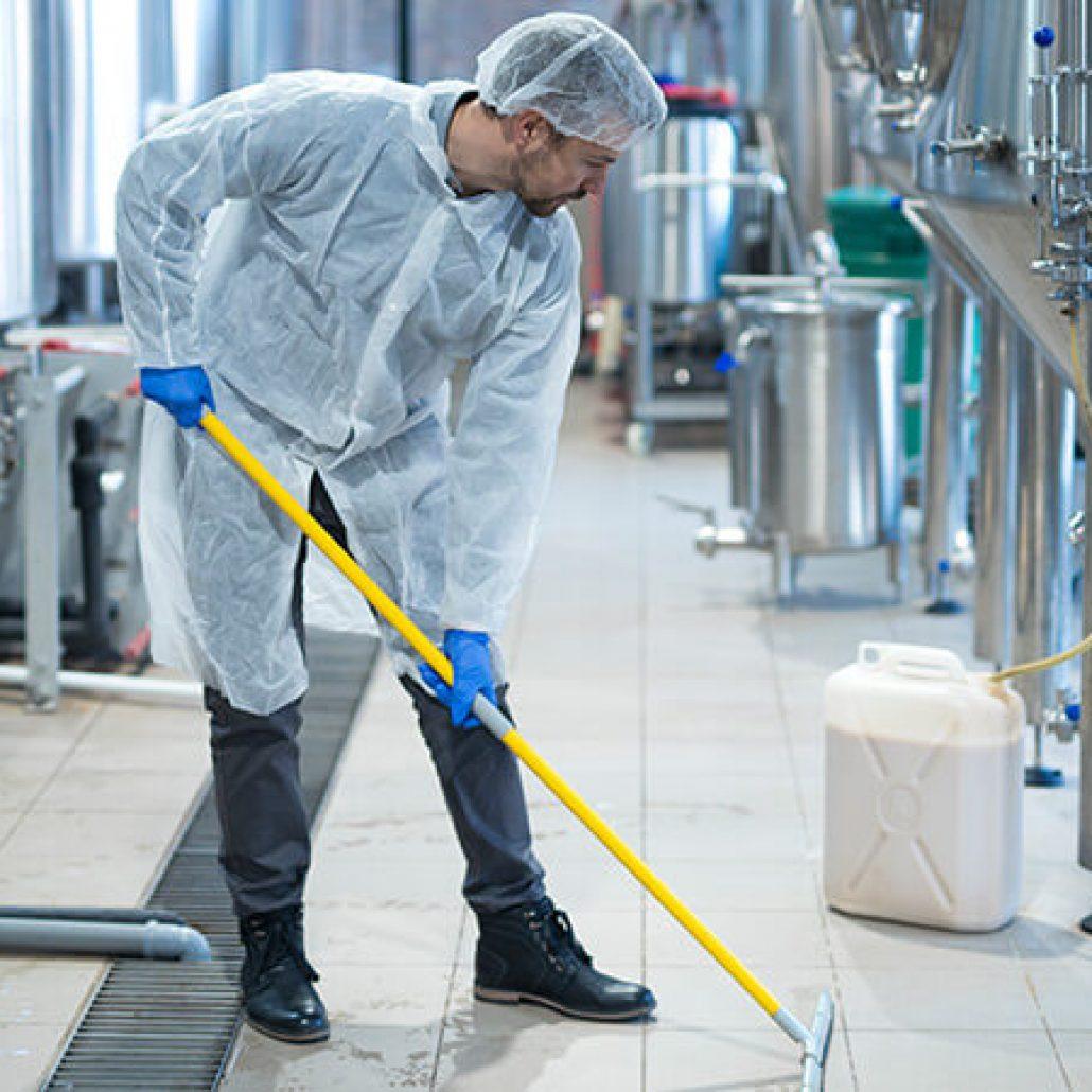 Limpieza y climatización industrial