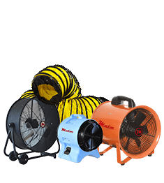 VENTILADORES REGULABLES