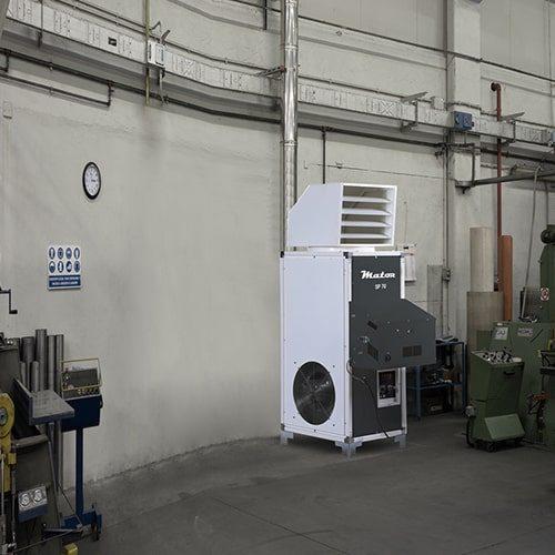 generadores aire caliente sp-aplicacion